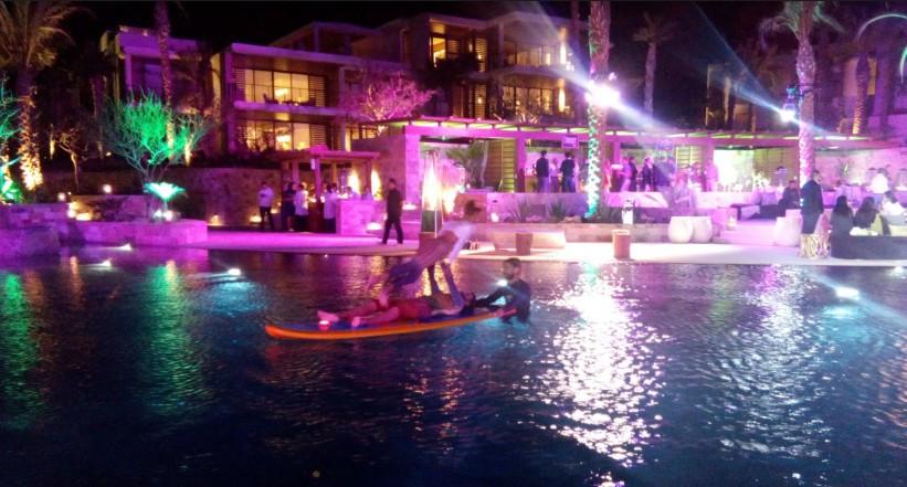 Aquatic Show I Cabo Entertainment Company