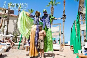 Zancos I Cabo Entertainment Company
