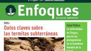 Enfoques de Salud Ambiental Nº91 Agosto 2019