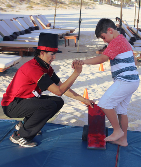 Activities & Workshops I Cabo Entertainment Company