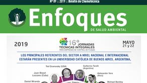 Enfoques de Salud Ambiental Nº89 Mayo 2019