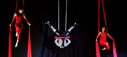 Aerial Show I Cabo Entertainment Company