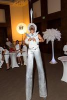 Stilt Show I Cabo Entertainment Company