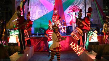 Brasilian Batucada Bahia Beat I Cabo Entertainment Company