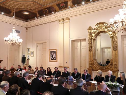 Mesa de Competitividad Foresto-industrial: Se ampliarán beneficios para la construcción en Madera.