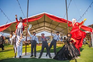 Contemporary Circus I Cabo Entertainment Company