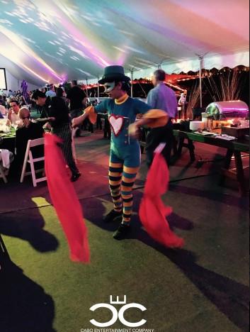 Carnival Show I Cabo Entertainment Company