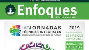 Enfoques de Salud Ambiental Nº 88 Especial Jornadas 2019