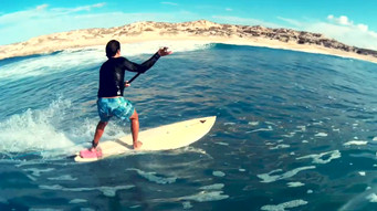 Surf in Cabo