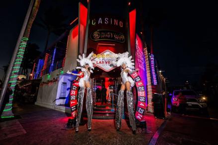 Casino Night Party Show I Cabo Entertainment Company