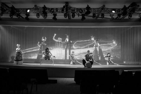 Integral Design of Show I Cabo Entertainment Company