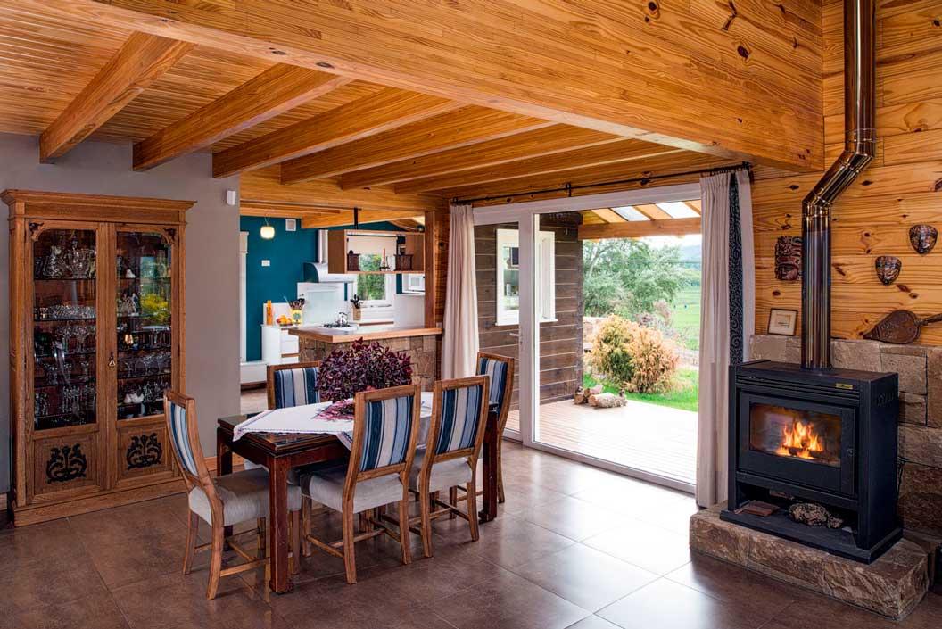 Patagonia Log Homes