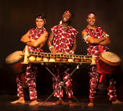 Limanya Dance & Percussion Show I Cabo Entertainment Company