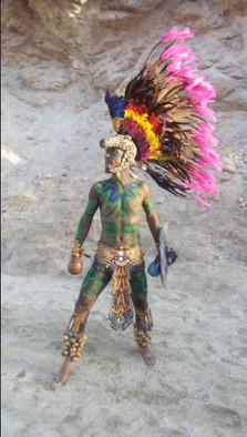 Show de Danza Prehispanica I Latino y Salsa I Cabo Entertainment Company