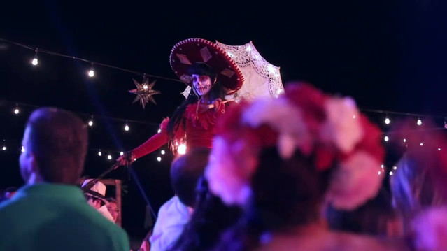 Day of the Death Show I Cabo Entertainment Company