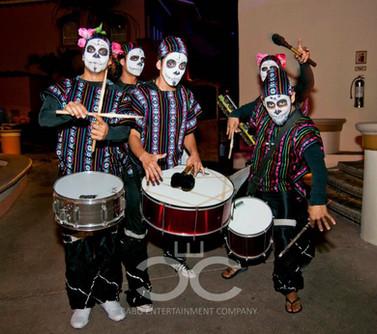 Día de Muertos I Cabo Entertainment Company