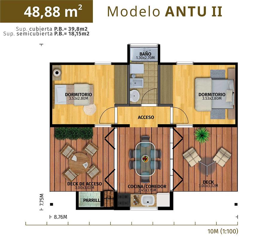 Modelo Antú 2