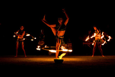 Limanya Percussion Fire Show &  I Cabo Entertainment Company