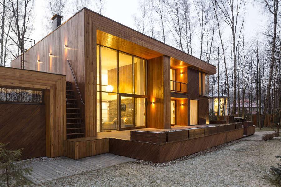 Patagonia Log Homes - Casa de madera - Argentina  I  Chile  I  Uruguay