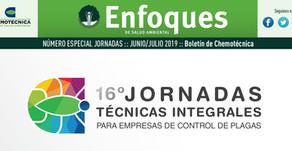 Enfoques de Salud Ambiental - Especial resumen Jornadas Nº16