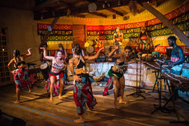 Show de Danza y Percusión Africana Limanya I Cabo Entertainment Company