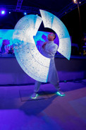Neon Lights Party Show I Cabo Entertainment Company