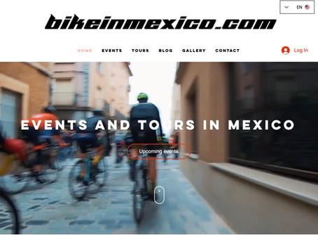 Bike in Mexico