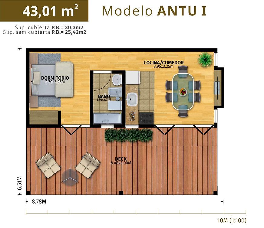 Modelo Antú 1