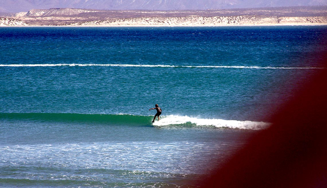 Surf In Cabo / Scorpion Bay