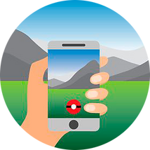 crop7 crop 7 community manager management multimedia communication company augmented reality videos production web design sites pages graphic design baja california los cabos mexico buenos aires argentina, develop app similar to pokemon go with AR