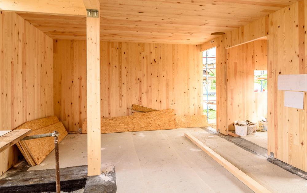 Casa con ahorro energetico - Patagonia Log Homes