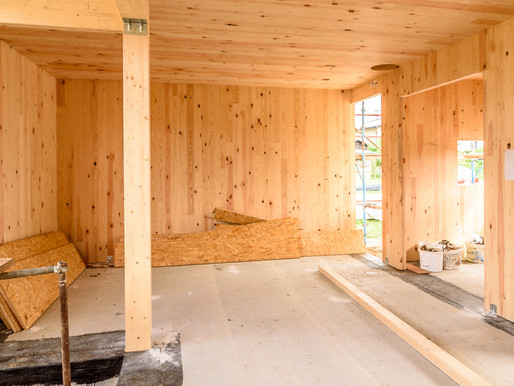 ¿Sabía que una casa de madera ayuda a ahorrar electricidad y gas?