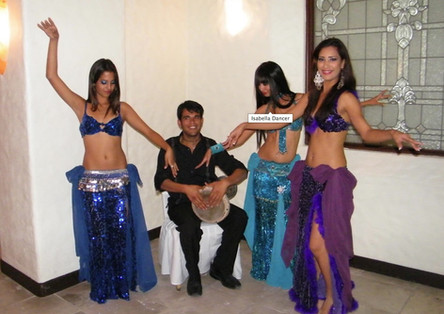 Fiesta Árabe I Cabo Entertainment Company