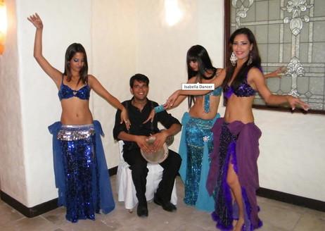 Arab Show I Cabo Entertainment Company