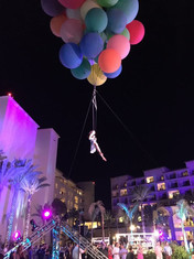 Aerial Show I Cabo Entertainment Company