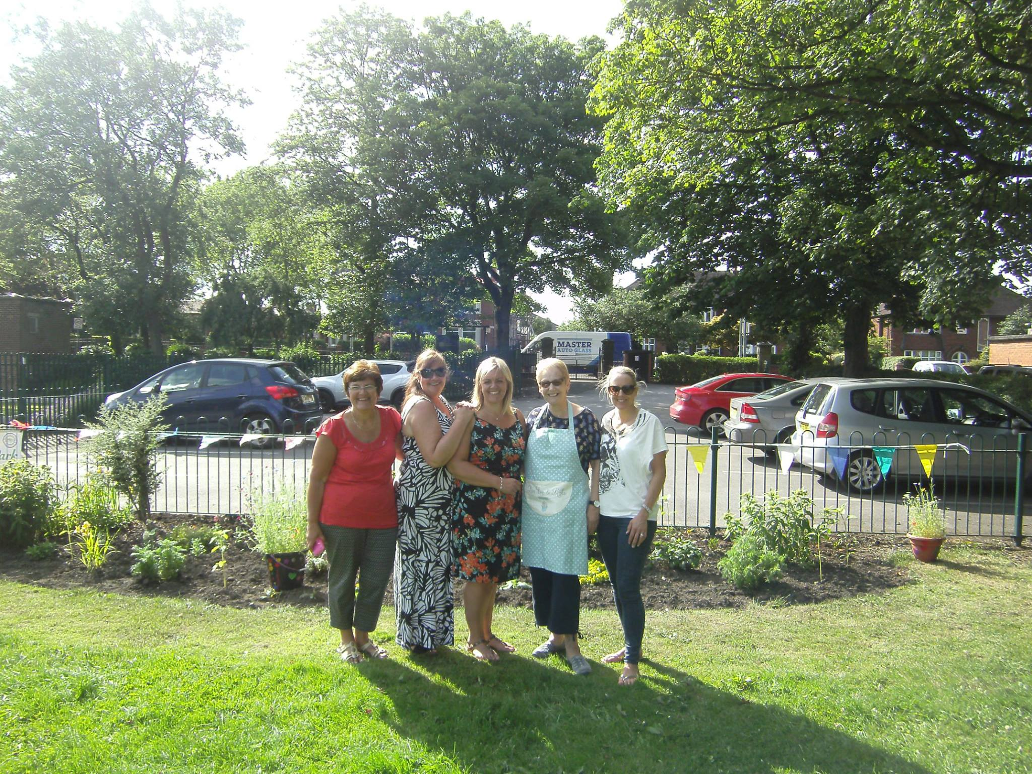 Heywood in Bloom Judging Day