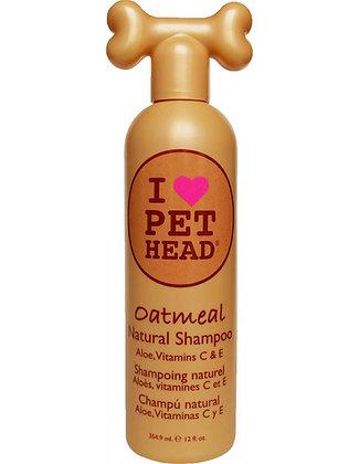 I PET HEAD OATMEAL NATURAL SHAMPOO