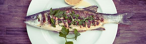 Fish and seafood / Рыба и морепродукты