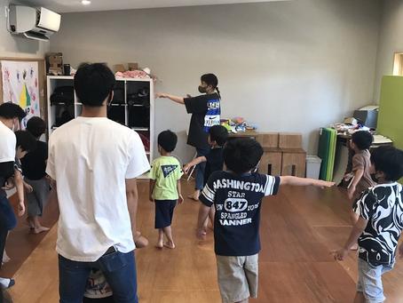 ダンス教室はじめました。