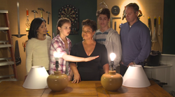 """Energizer Lightbulbs"" Commercial"
