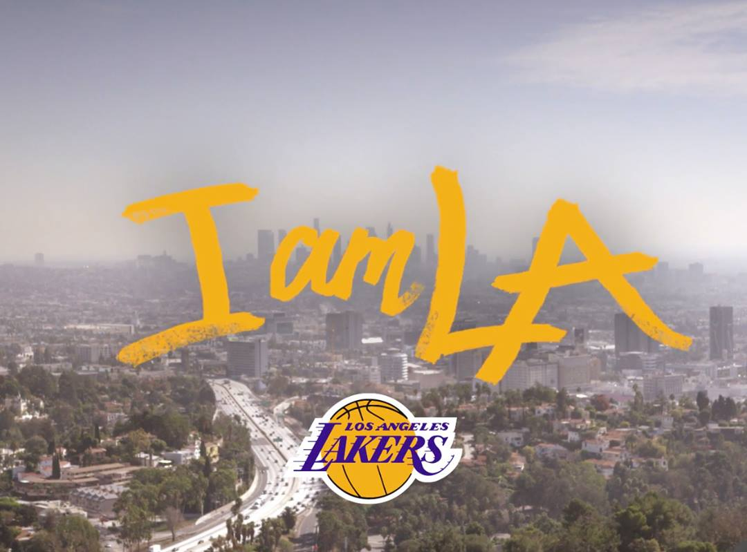 We are ALL Lakers. #IAMLA