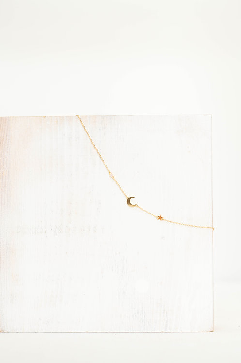 Celeste 14k Necklace