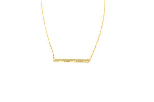 Josie 14k Necklace
