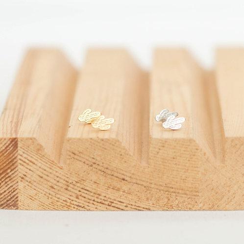 Cacti 14k Earrings