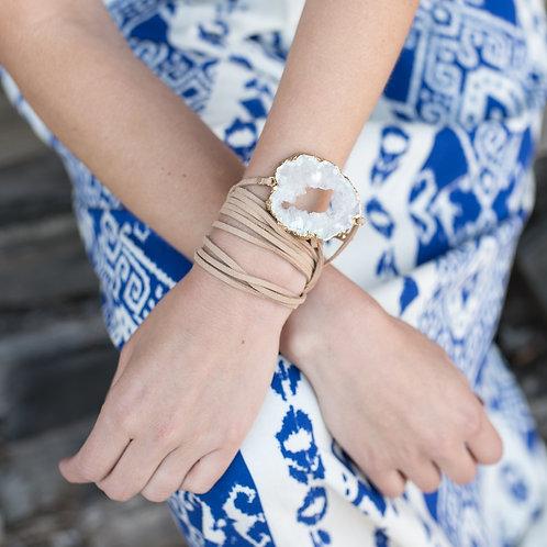Ophelia Wrap Bracelet