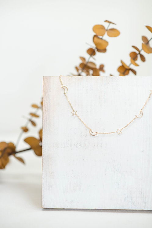 Lyra 14k Necklace