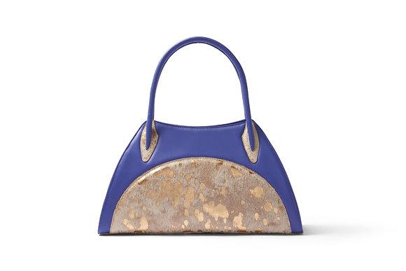 THE STELLA BAG IRISH BLUE.