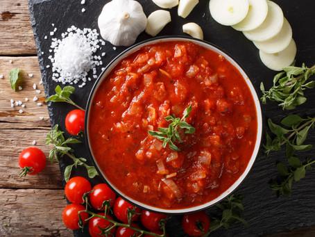 Comment faire une sauce tomates ?