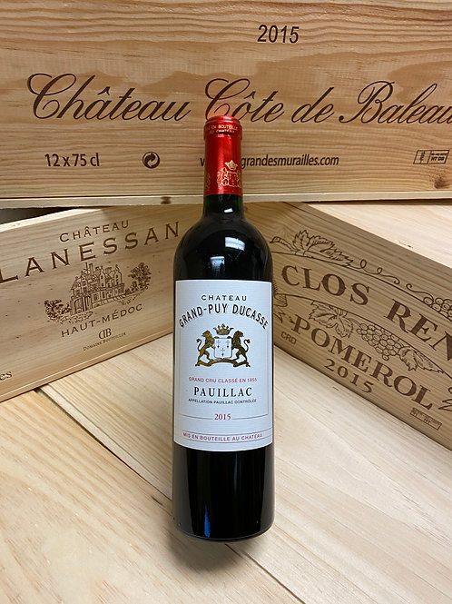 2015 Chateau Grand-Puy-Ducasse