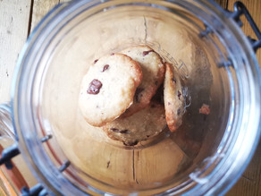 Cookies à l'avoine